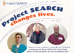 Project SEARCH changes lives.