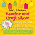 SkillsUSA Fundraiser March 24 10 a.m. to 3 p.m.