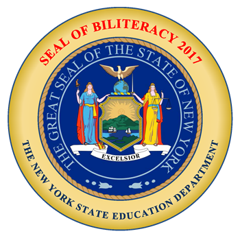 NYSED Seal of Biliteracy