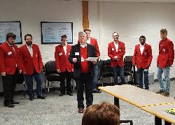The Roberts Wesleyan College Men's Chorus