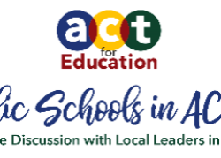 Act for Education Logo