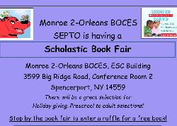 Book Fair Info