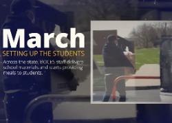 March - Setting Up Students Screenshot
