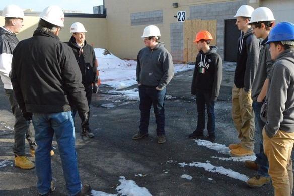 Construction academy at WEMOCO