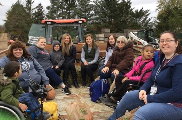 A field trip to Cobble Creek farm