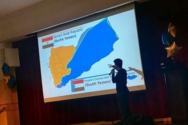 Student presentation on Yemen