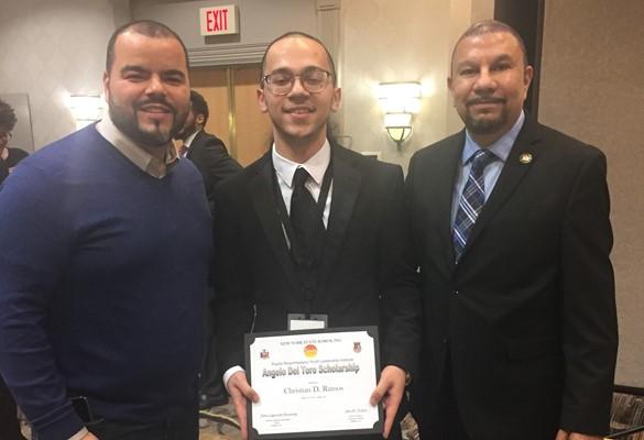 PRHYLI student award winner