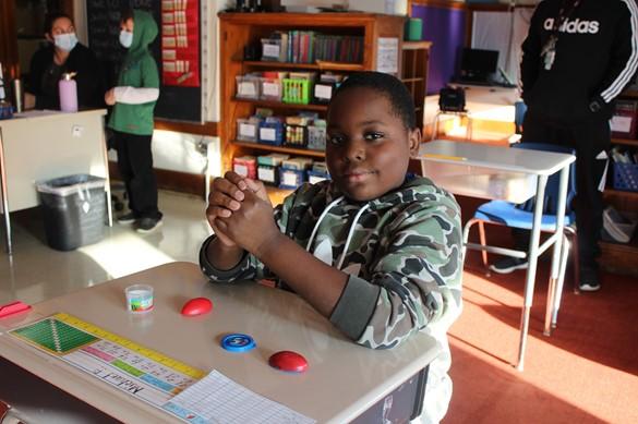 Student at Ridgecrest Academy