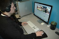 Video Production Specialist Tony Puleo