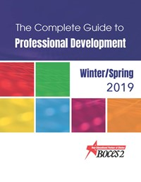 Winter/Spring PD Guide Cover.