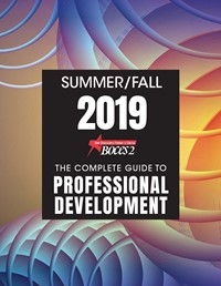 Summer/Fall PD Guide Cover.
