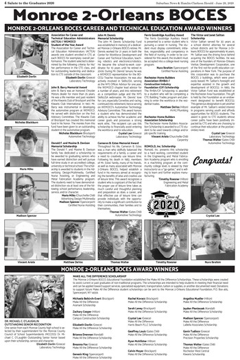 Page from Westside News